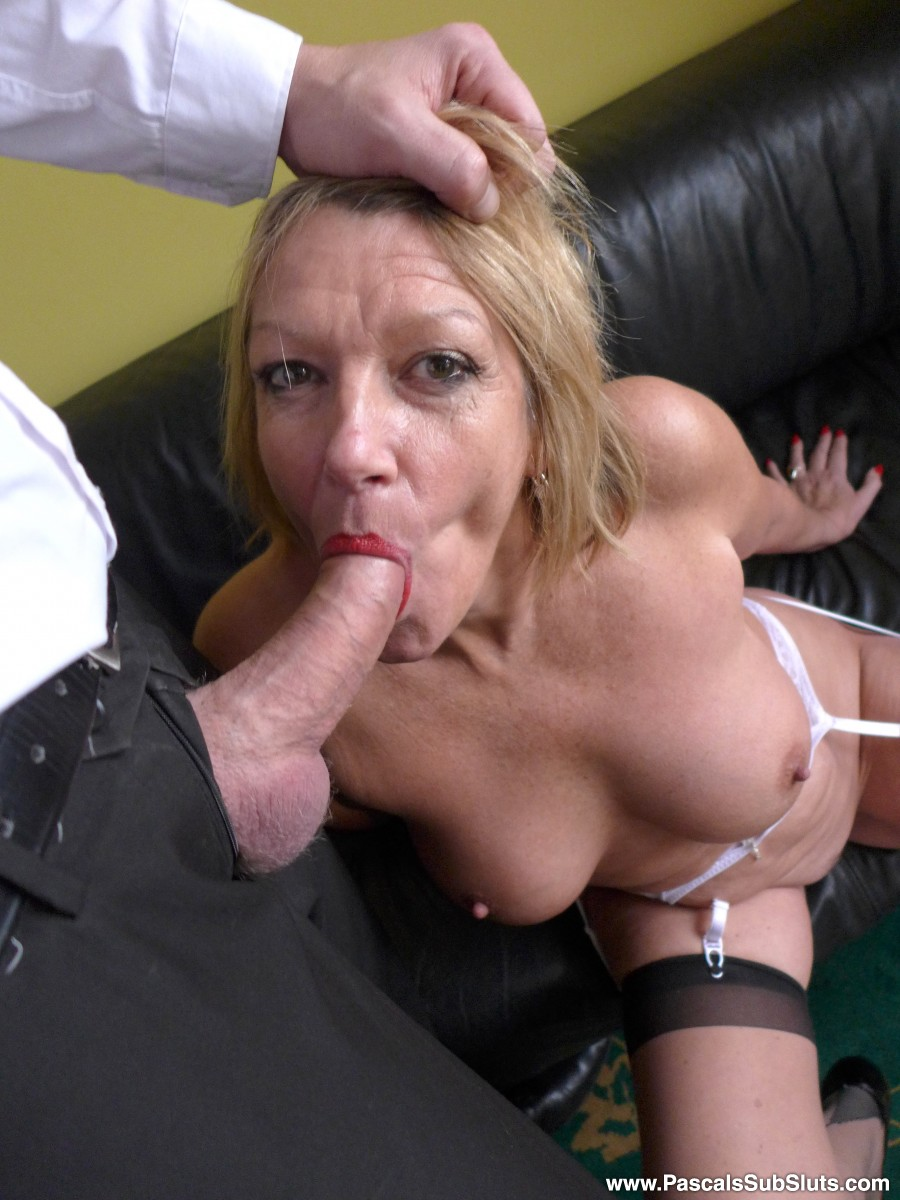Amanda white gets cum all over her big black bouncing tits 10